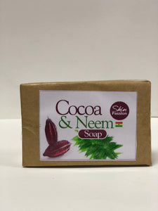 Skin Passion Cocoa &  Neem Bar Soap