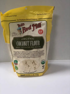 Coconut Flour, Organic (Bob's Red Mill)
