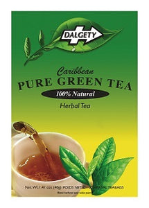 Pure Green Tea, Dalgety Teas - 40g