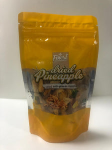 Dried Fruit Pineapple 100g (Finest)