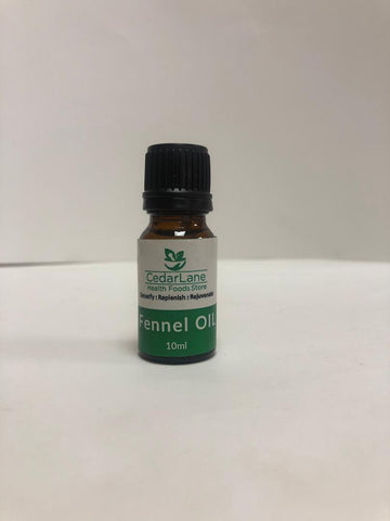 Essential Oil Fennel 100% Pure 10ml