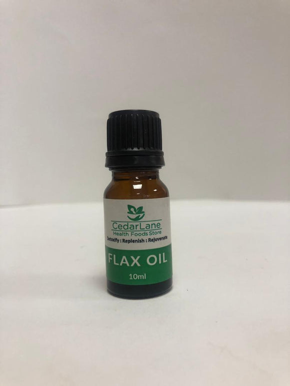 Cedarlane Essential Oil Flax 100% Pure 10ml