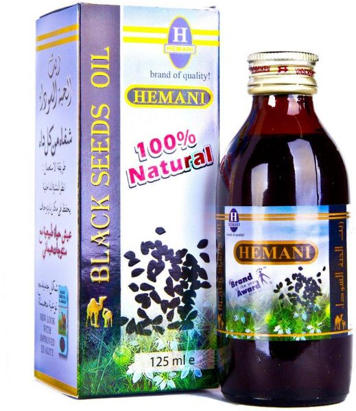 Hemani Black Seed Essential Oil, 125ml
