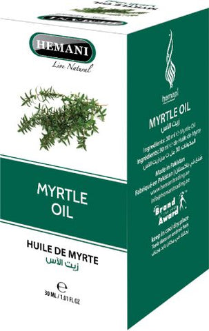 Hemani Myrtle Essential Oil 30ml