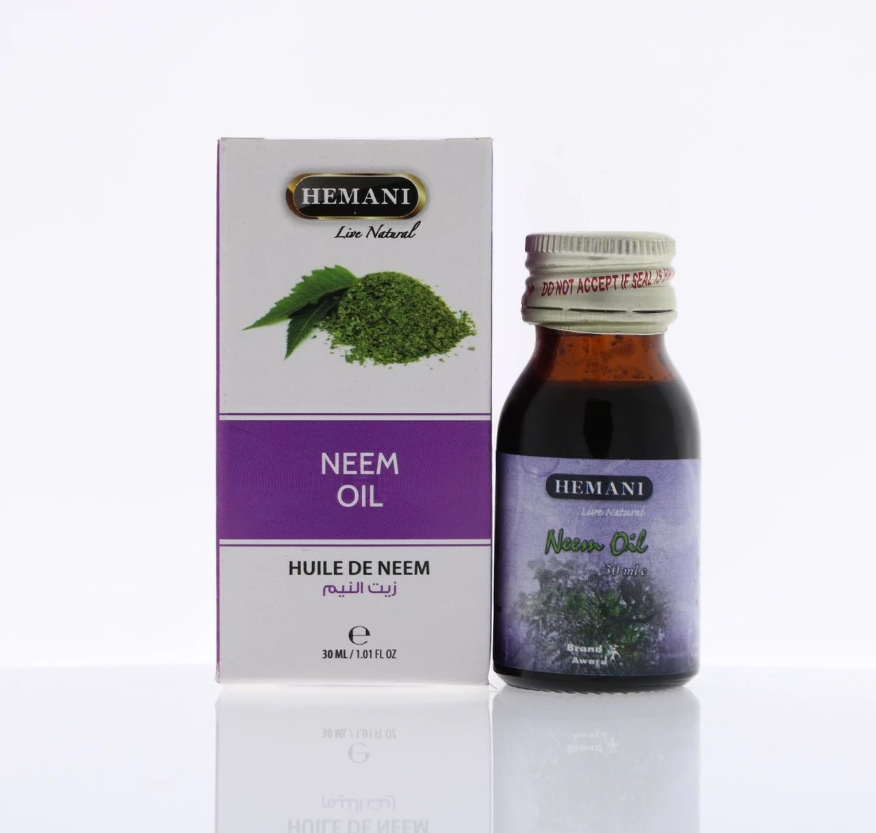 Hemani Neem Essential Oil 30ml