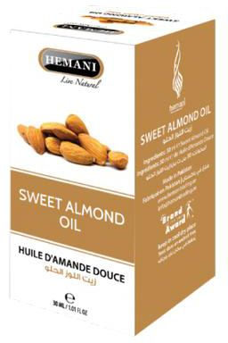 Hemani Sweet Almond Essential Oil 30ml
