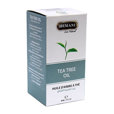 Hemani Tea Tree Essential Oil, 30ml
