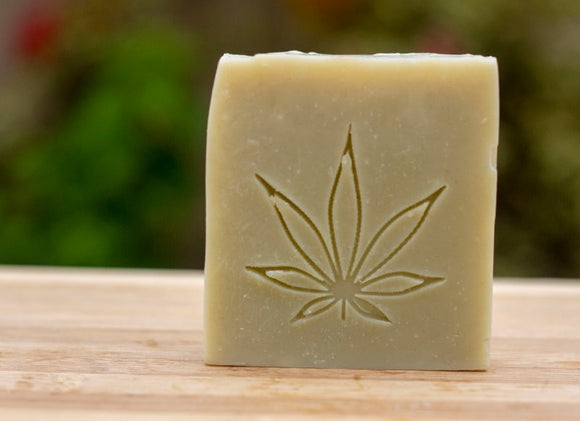 EarthMother Hemp Seed Oil Shampoo Bar Soap, 50g