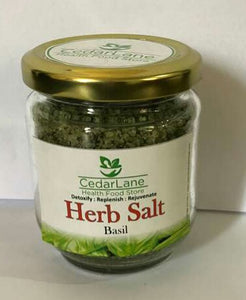 Herb Salt Basil *Proudly Made in Ghana*