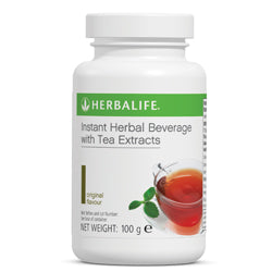 Herbalife Instant Herbal Beverage (#0256 - Raspberry - 50g.)