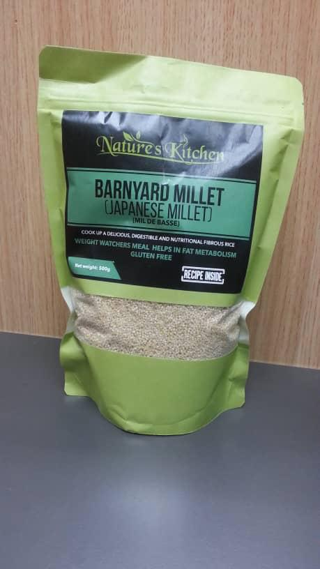 Barnyard Millet (Nature's Kitchen)