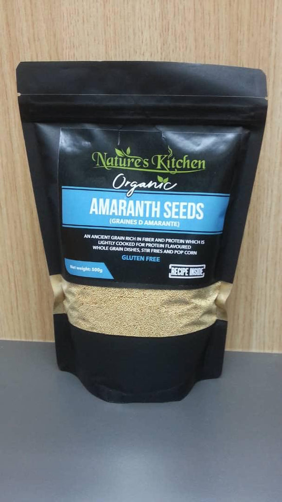 Amaranth Seeds (Nature's Kitchen)