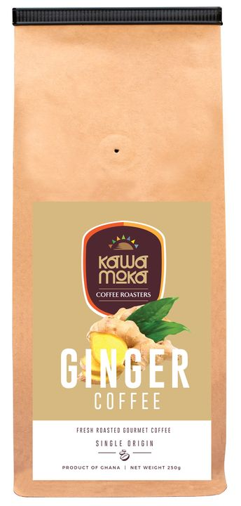 Kawa Moka Ginger Coffee