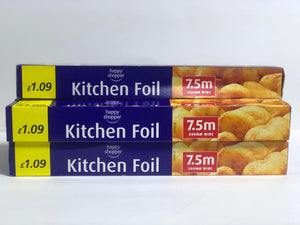 Kitchen Foil 300mm Wide
