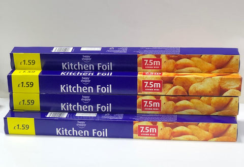 Kitchen Foil 450mm Wide