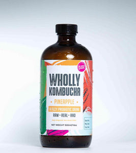 Kombucha Pineapple Probiotic Drink- 500ml