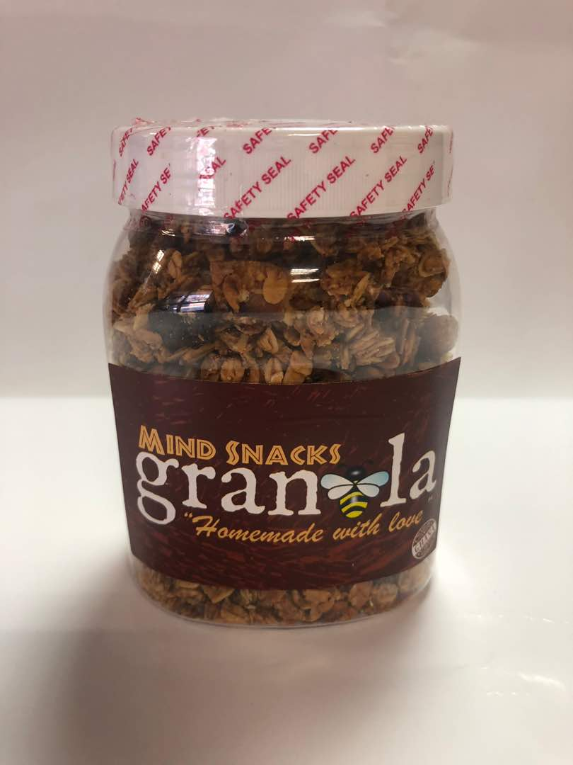Granola Clusters 400g *Proudly Made in Ghana*