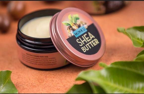 Shea Butter, Cold Pressed, 100% Purified, Natural
