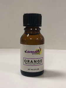 Orange Essential Oil, 100% Pure, All Natural, 15ml