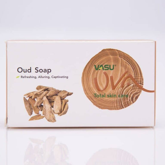 VASU UVA Oud  Bar Soap