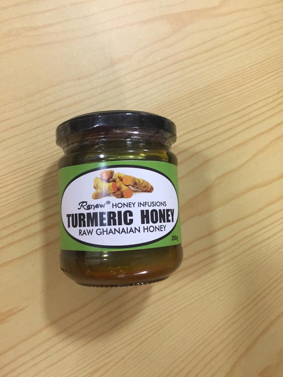 Turmeric Honey