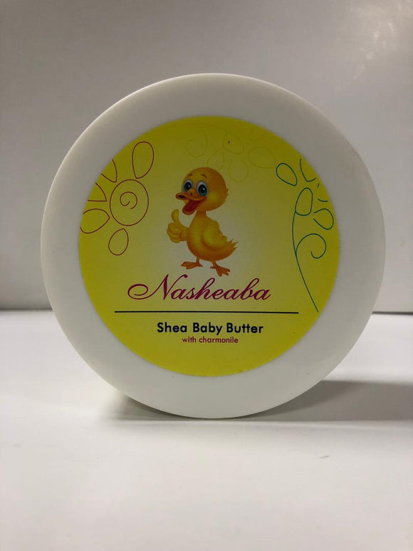 Shea Baby Butter with Chamomile, 230g