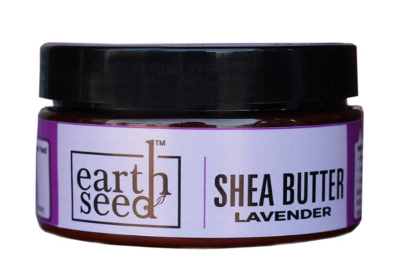 EarthSeed Shea Butter (Lavender) *Proudly Made in Ghana*
