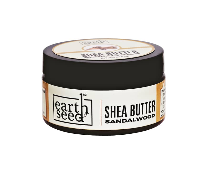 Shea Butter (Sandalwood) *Proudly Made in Ghana*