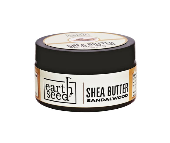EarthSeed Shea Butter (Sandalwood) *Proudly Made in Ghana*