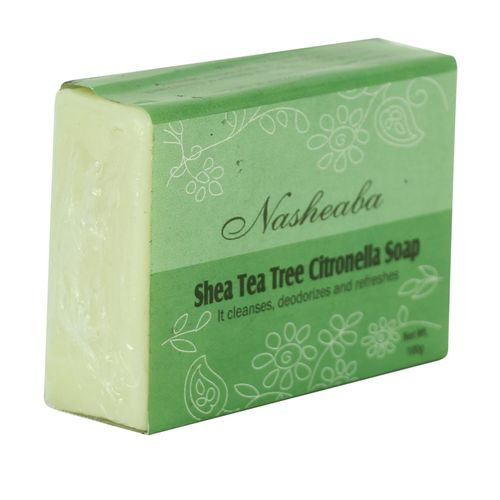 Shea Tea Tree Citronella Bar Soap