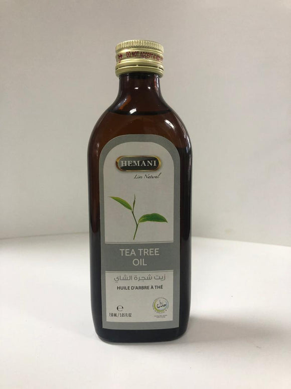 Hemani Tea Tree Oil 150ml