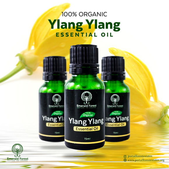 Emerald Ylang Ylang Essential Oil 15ml