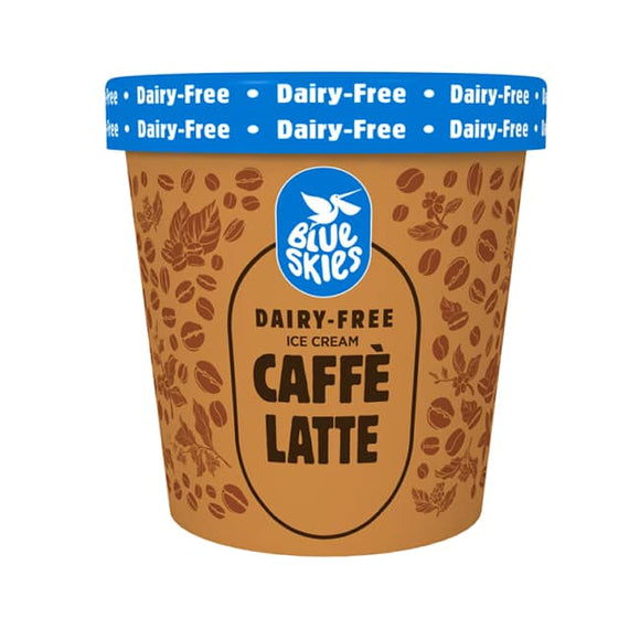Blue Skies Caffe Latte Dairy Free Ice Cream  450ml/125ml