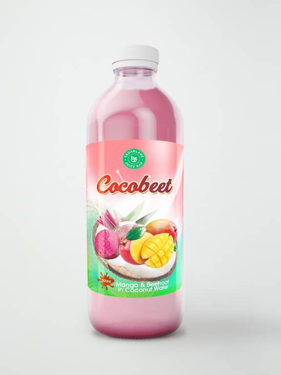 Cocobeet Juice, Cedarlane, 500ml