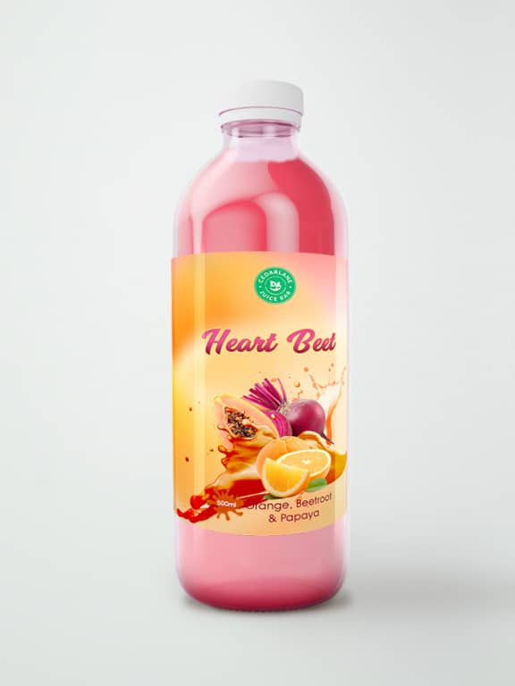 Heart Beet Juice, Cedarlane, 500ml