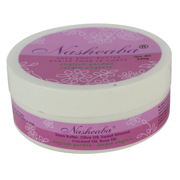 Shea Body Butter English Garden