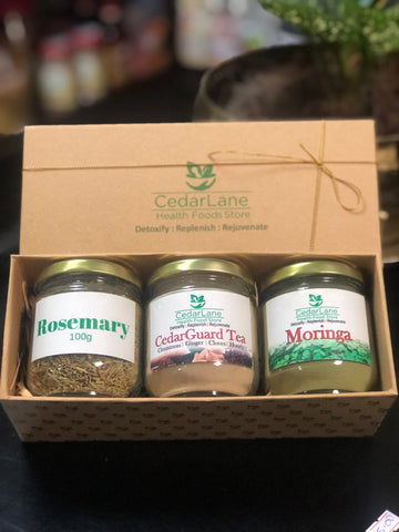 Gift, Tea-Spice Set