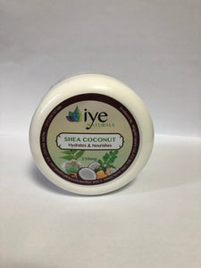 Shea Coconut Whip for Skin & Hair *Proudly Made in Ghana*