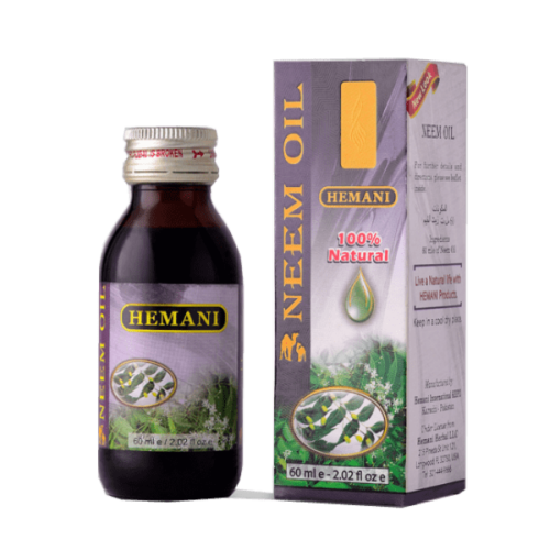 Hemani Neem Essential Oil , 60ml