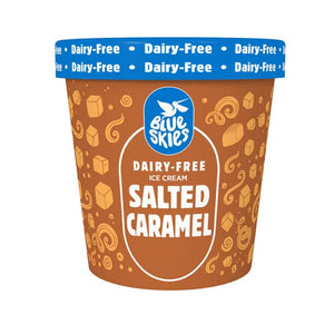 Blue Skies Salted Caramel Dairy Free Ice Cream 450ml/125ml