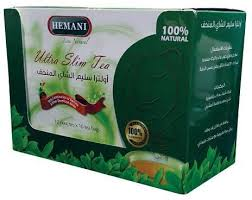 Hemani Ultra Slim Tea (Pack), 120 Teabags