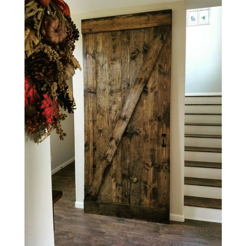 Traditional Barn Doors