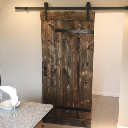Industrial Barn Doors