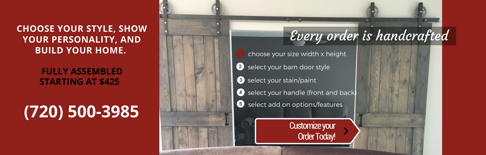 Custom Sliding Barn Doors Barn Doors Starting At 425