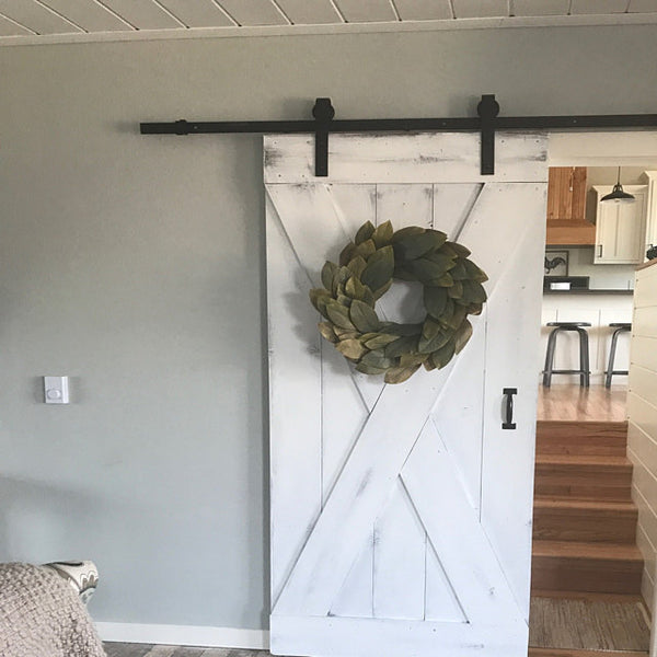 X Brace Barn Door - RESERVED Jami