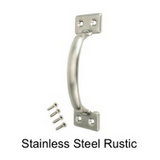 Standard Handle Stainless Steel