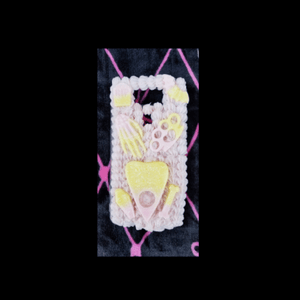 LGV20 Kawaii Pastel Goth Decoden Case