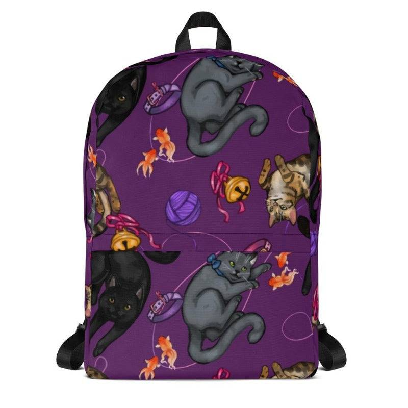 Spoiled Cat Trio IronYokai Collab Backpack