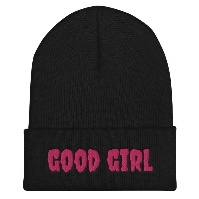 Good Girl Cuffed Beanie