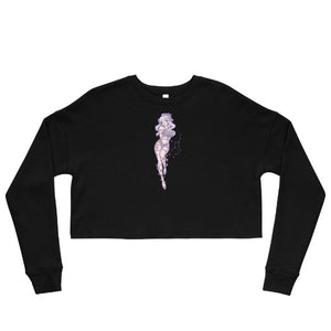 Virgo Crop Top Sweater